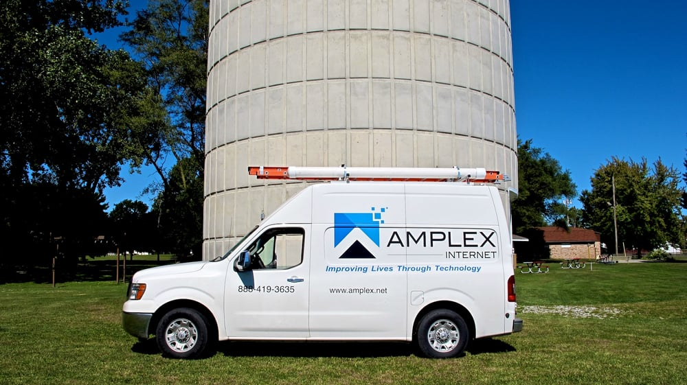 Amplex Internet: 22690 Pemberville Rd, Luckey, OH
