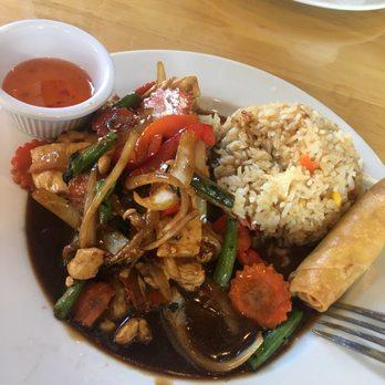 Thai Food Rancho Cordova