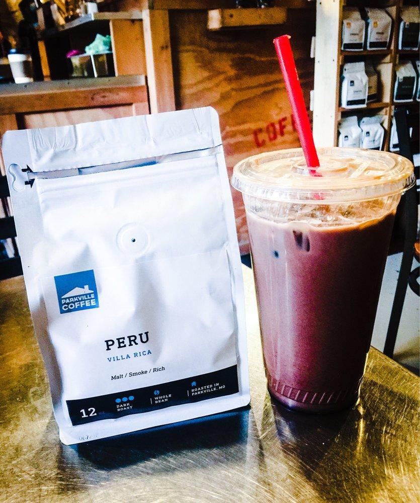 Parkville Coffee: 103 Main St, Parkville, MO