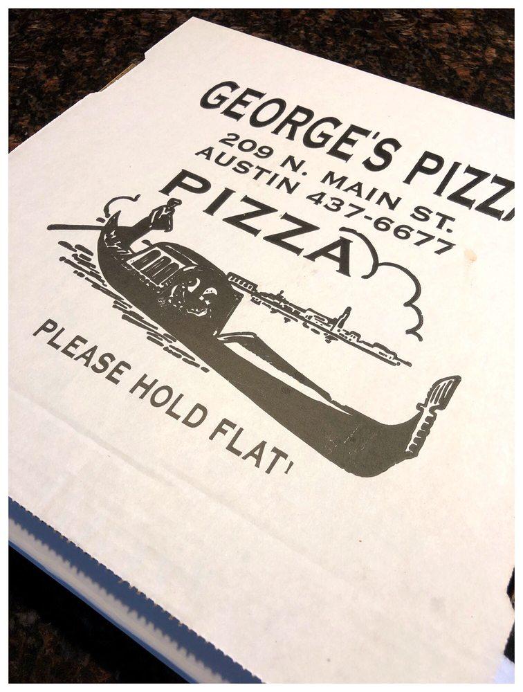George's Pizza: 209 N Main St, Austin, MN