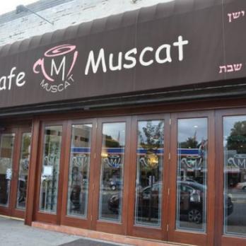 Cafe Muscat Menu Queens