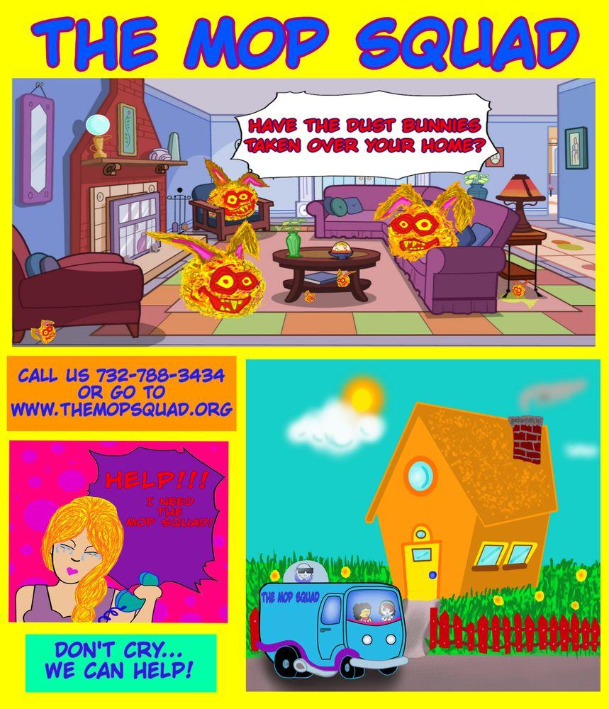 The Mop Squad: Lakewood Township, NJ