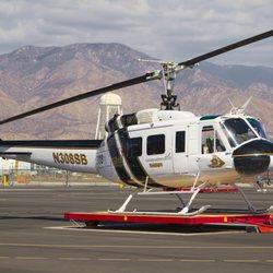 The San Bernardino County Sheriff's Department Aviation