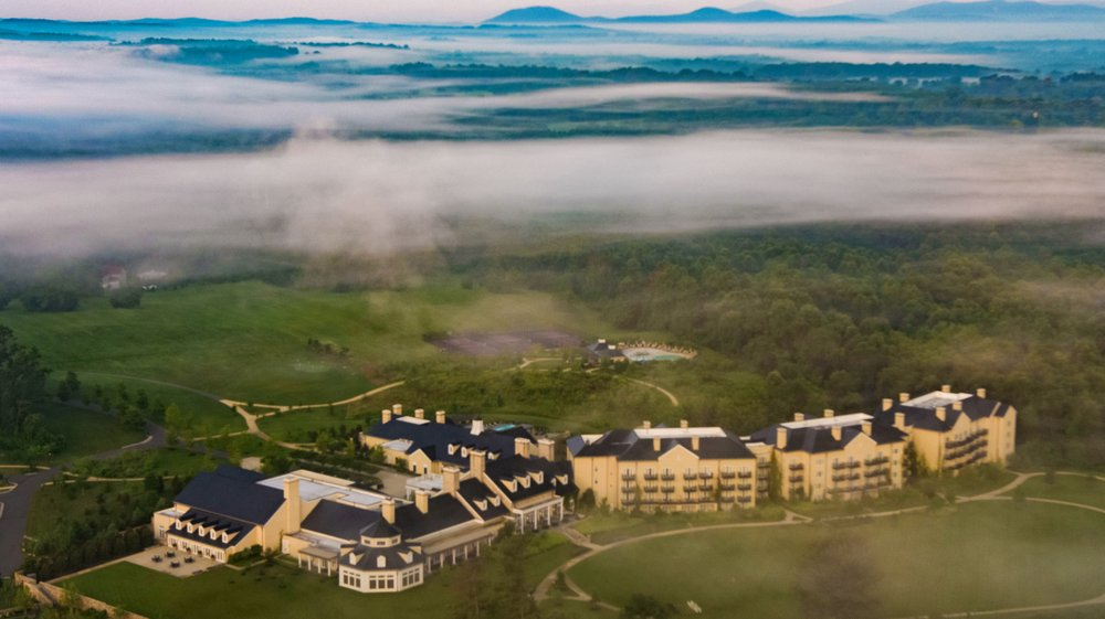 Salamander Resort & Spa: 500 North Pendleton St, Middleburg, VA