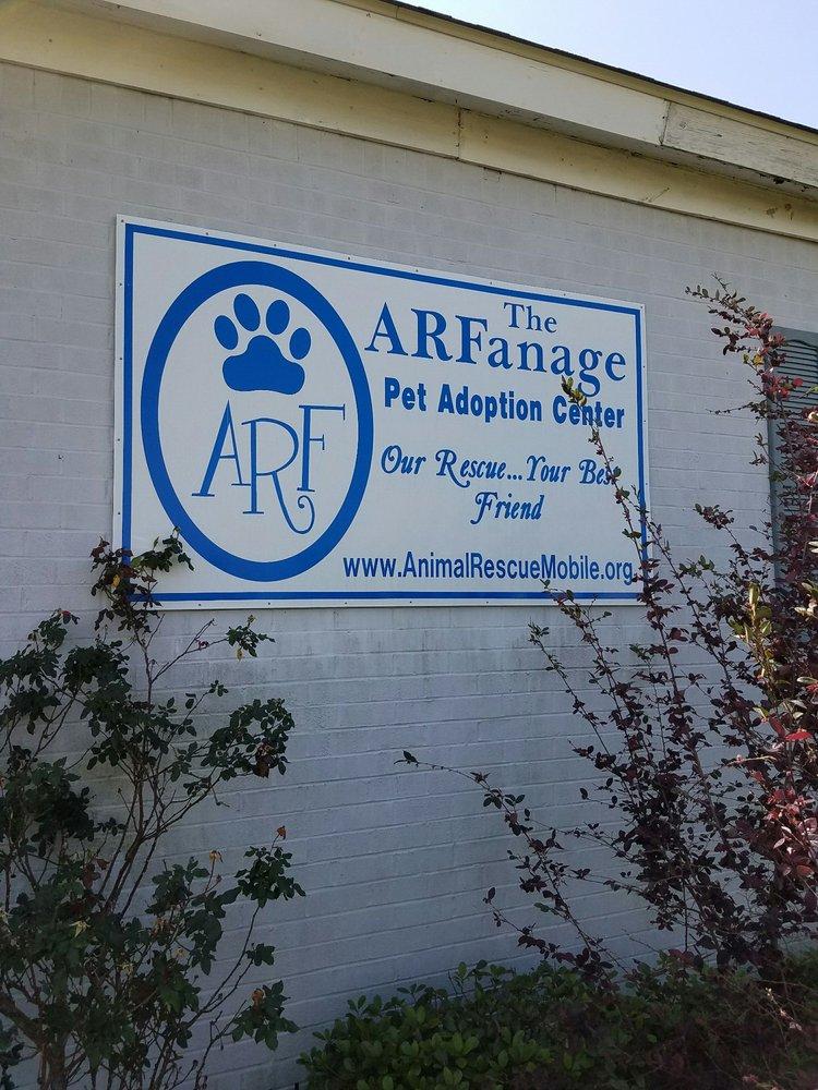 Animal Rescue Foundation: 6140 Rangeline Rd, Theodore, AL