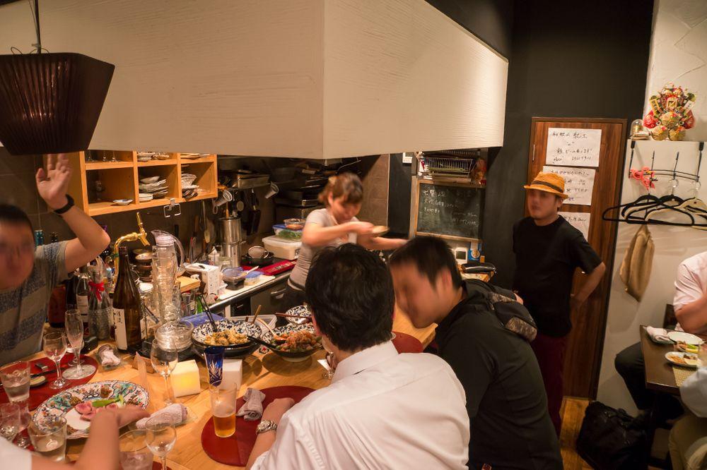 Koryōri Bar Toranomon Kanade
