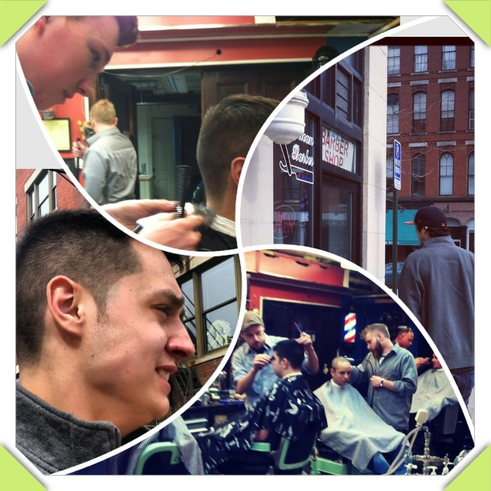 American Barber Studios: 4 Park St, Concord, NH