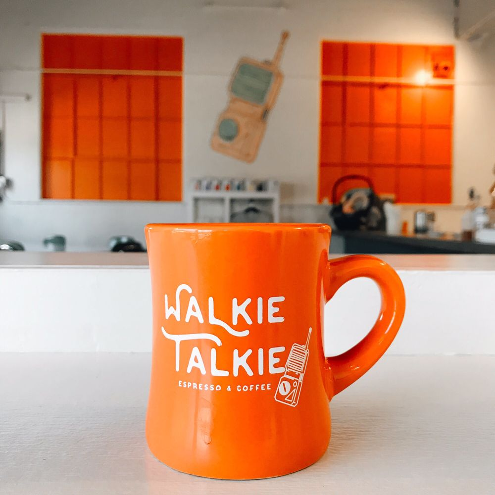 Walkie Talkie Coffee: 504 15th St NW, Canton, OH