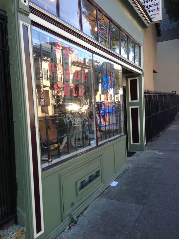 panhandle guitars guitar stores lower haight san francisco ca yelp. Black Bedroom Furniture Sets. Home Design Ideas
