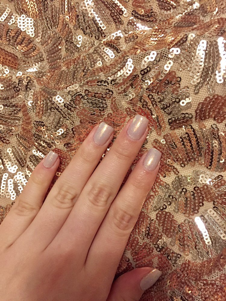 Fairy Dust gel manicure - Yelp