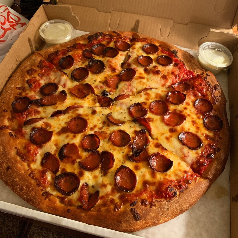 Pizzabella & Pasta: 66 Main St, Akron, NY