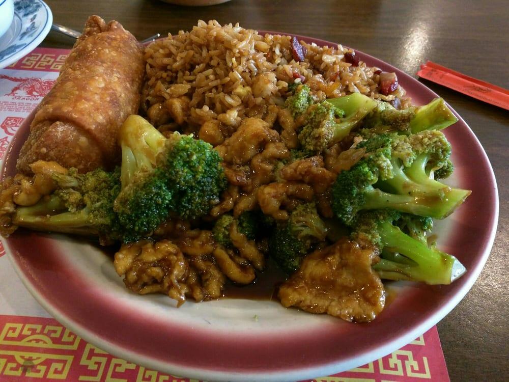 China Inn Restaurant: 15412 Rogers Clark Blvd, Bowling Green, VA