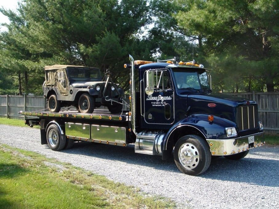 Steve Geyer's Towing & Transport: 19630 Waters Rd, Germantown, MD