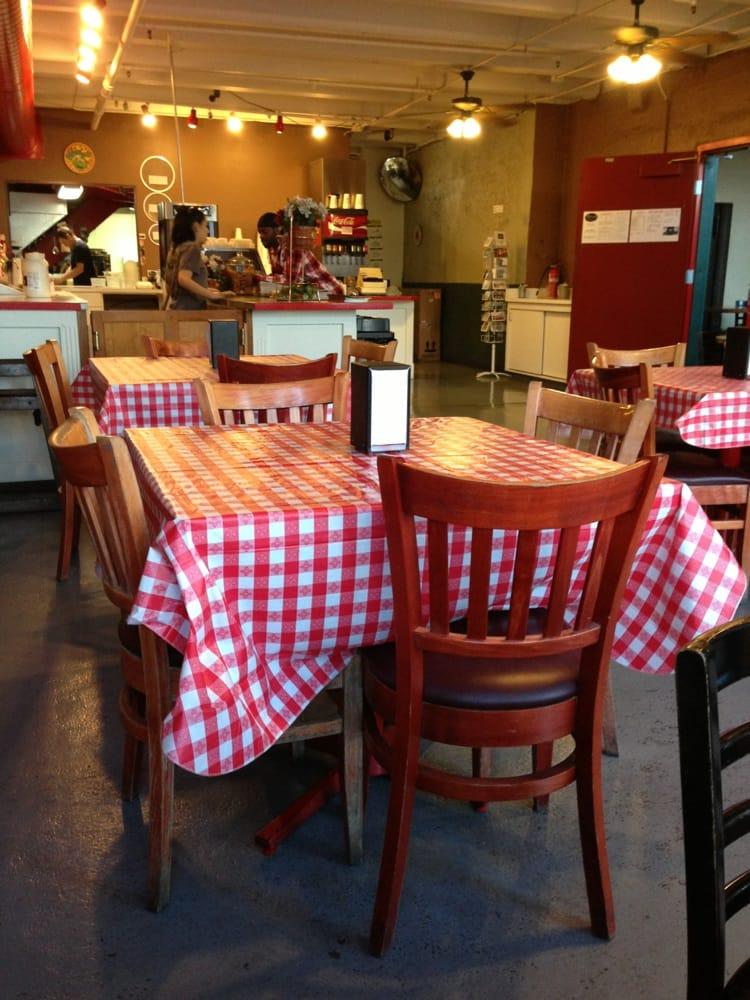 Abella Restaurant Menu