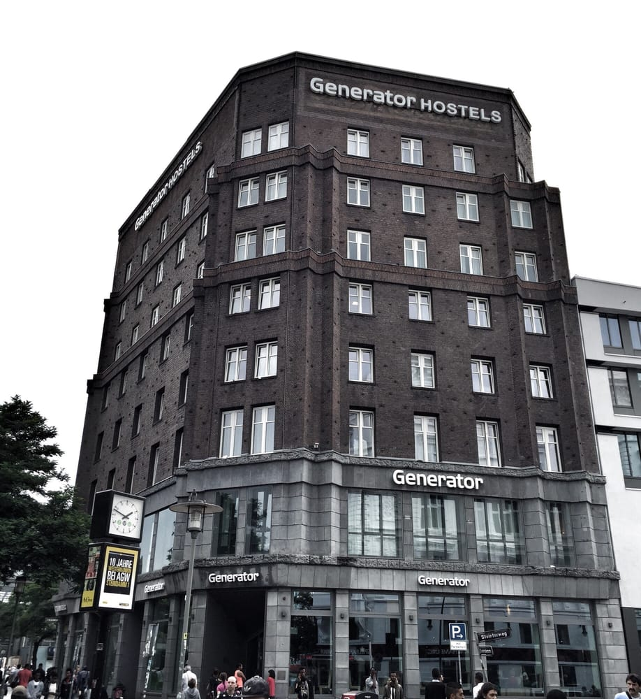 generator 17 photos 27 reviews hostels steintorplatz 3 st georg hamburg germany. Black Bedroom Furniture Sets. Home Design Ideas