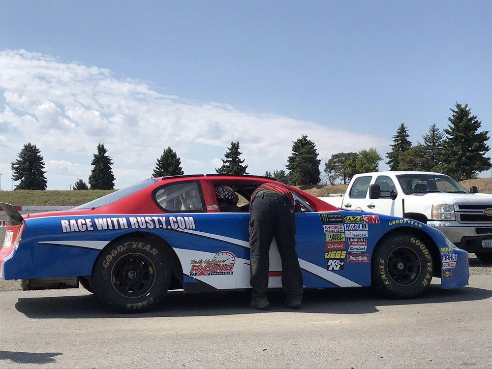 Rusty Wallace Racing Experience: 750 N Hayford Rd, Airway Heights, WA