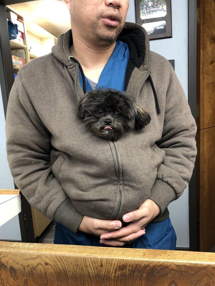 Peninsula Pet Hospital: 548 Glenwood Ave, Menlo Park, CA