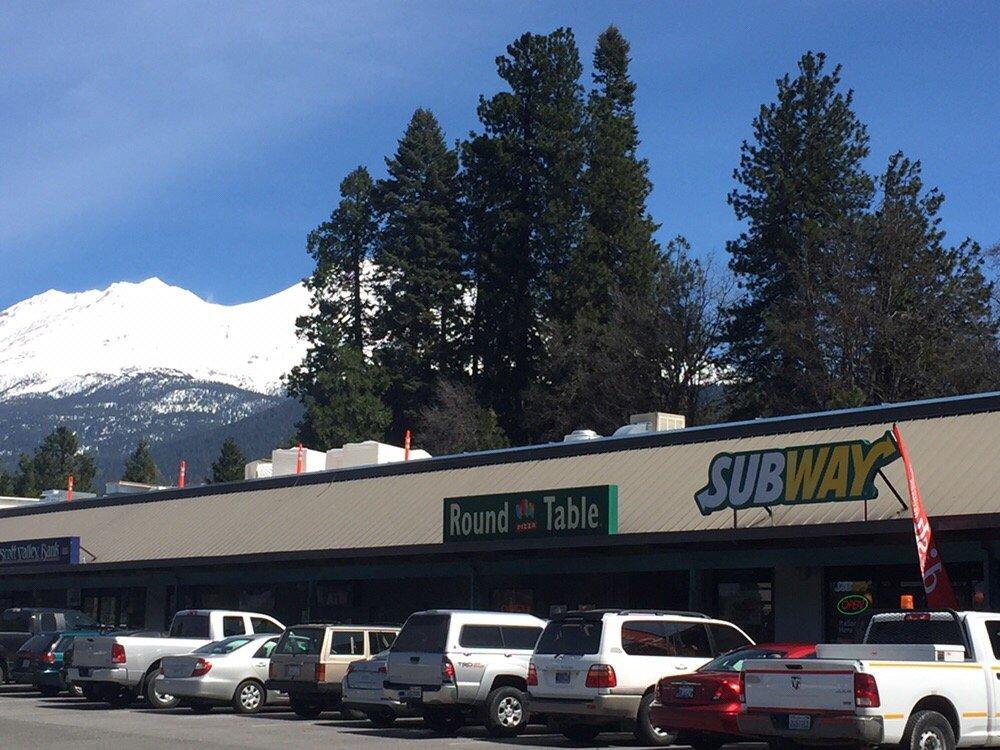 Subway Sandwiches 150 Morgan Way Mount Shasta Ca Restaurant