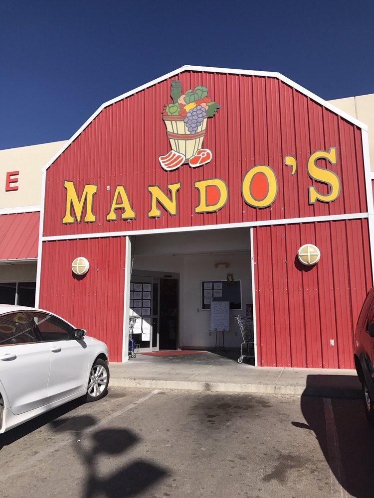 Mando's Produce: 5420 Doniphan Dr, El Paso, TX