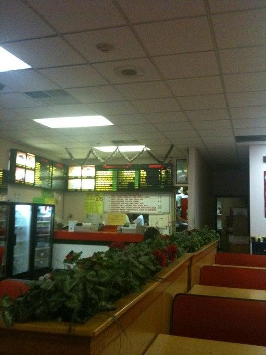 Chinese Restaurant Boylston St Boston