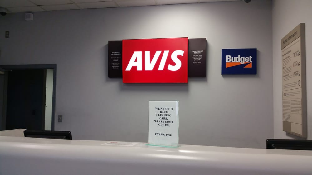 Rent A Car One Way Avis