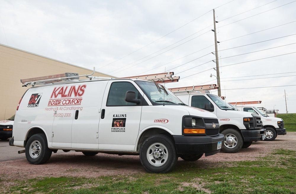 Kalins Indoor Comfort: 1715 4th St, Sioux City, IA