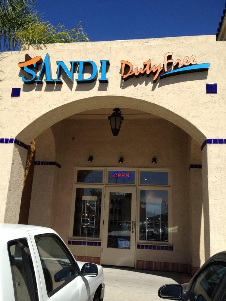 Sandi duty free 23 photos bureaux de tabac 2335 roll for Borne free bureau de tabac