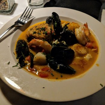 Photo Of Chef Tony S Restaurant Bethesda Md United States Seafood Stew