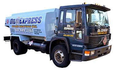 Oil Express Fuels: 600 Pontiac Rd, Upper Darby, PA