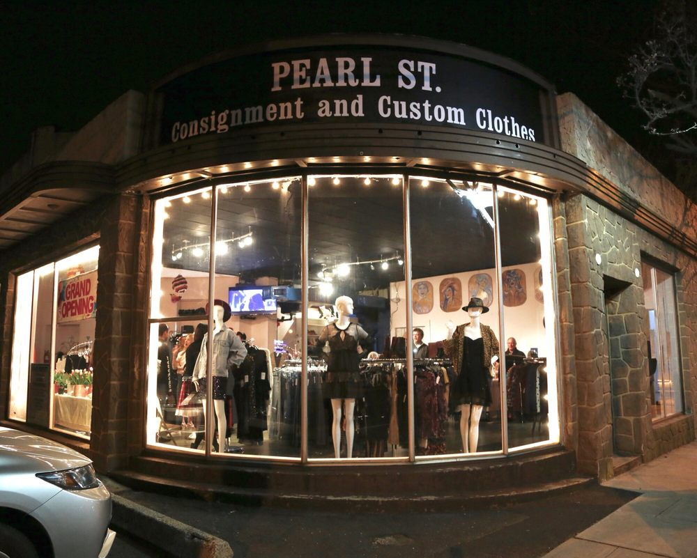 Pearl St Consignment and Custom Clothes: 117 Monmouth St, Red Bank, NJ