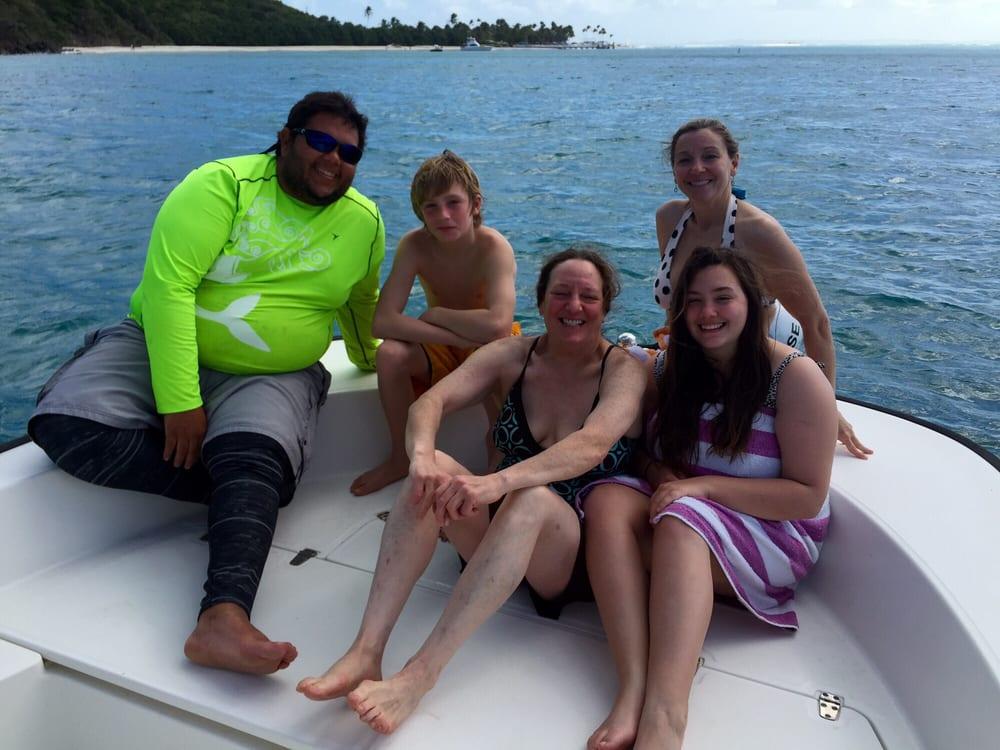 Pirate Snorkeling Shack: Fajardo, PR