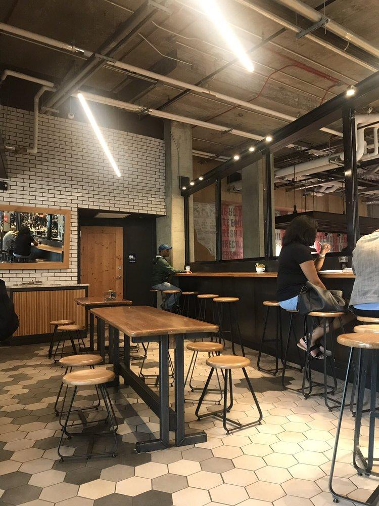 La Colombe Coffee: 201 M St NE, Washington, DC, DC