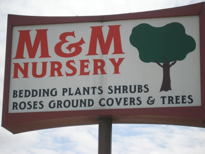 M & M Nursery - Redwood City, CA, United States