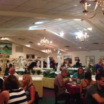Photo Of Villa Romana Italian Restaurant Myrtle Beach Sc United States Ambiance