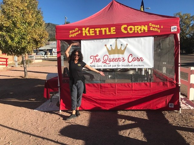 The Queen's Corn: Avondale, AZ