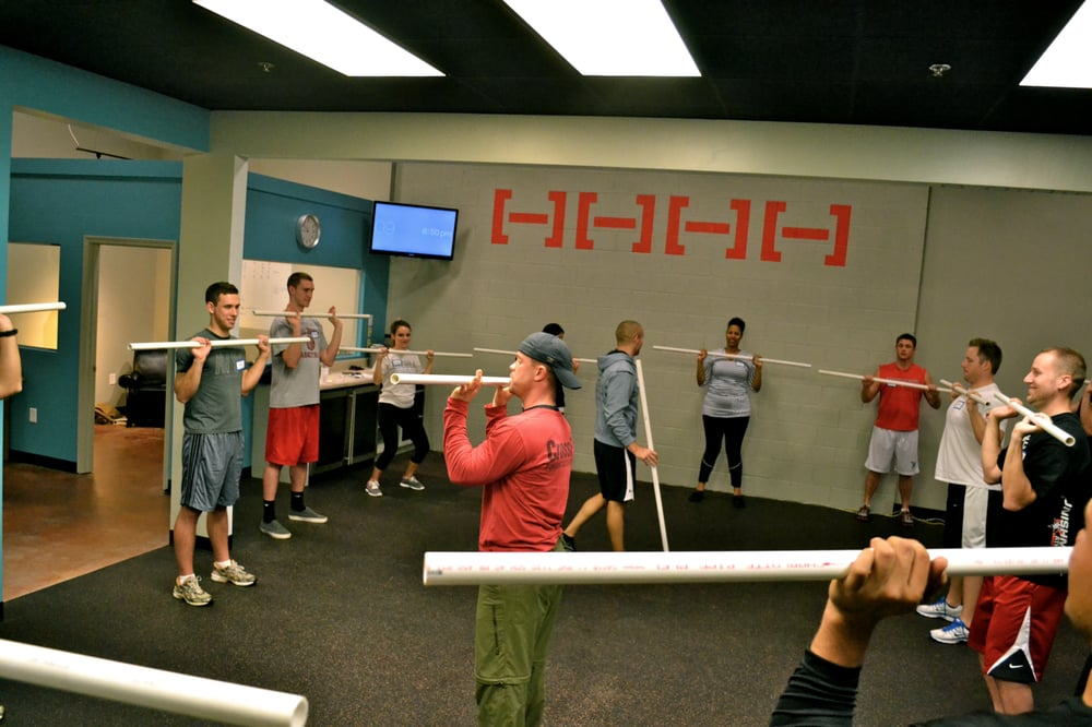 CrossFit Pure by Team Octopus Dacula