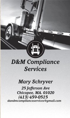 Photo of D&M Compliance Services - Chicopee, MA, United States