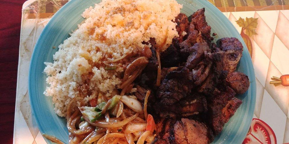 African Delights Restaurant