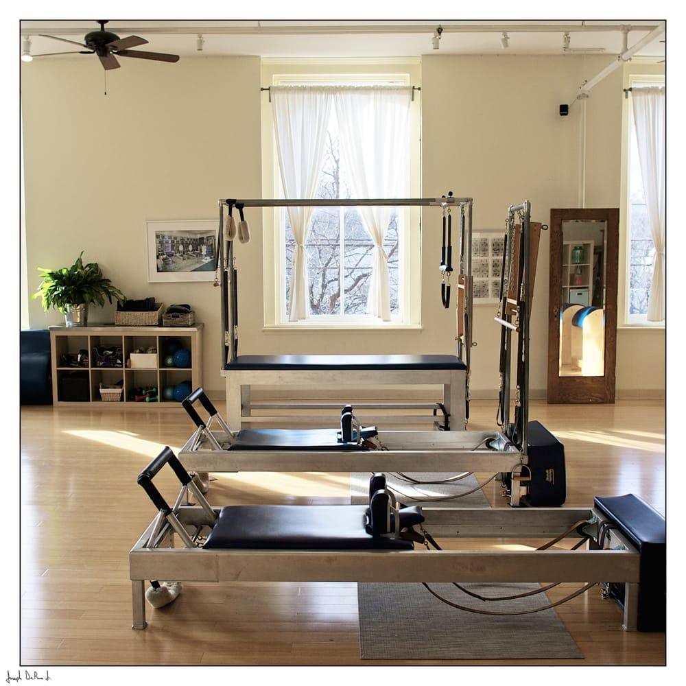 Cadillac Pilates: Our Gratz Pilates Cadillac And Reformers.