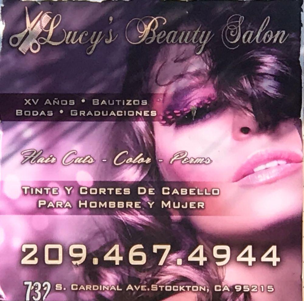Lucy's Beauty Salon: 732 S Cardinal Ave, Stockton, CA