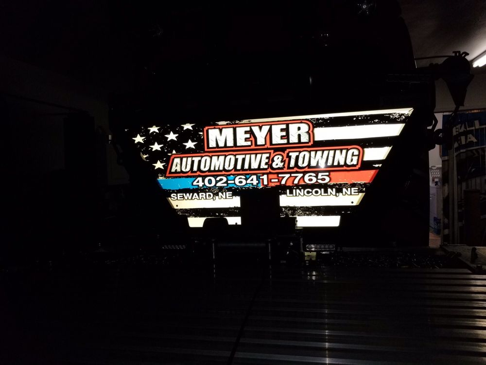 Meyer Automotive Towing and Recovery: 975 280th Rd, Seward, NE