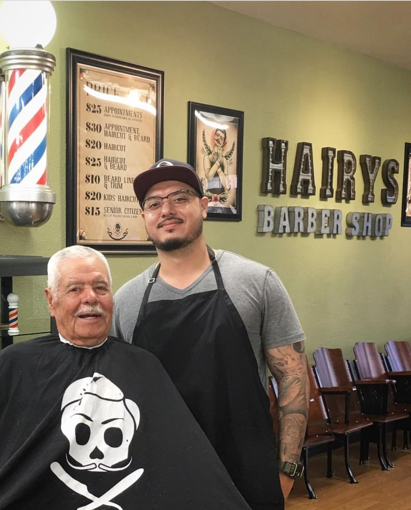 Hairys 37 Photos 36 Reviews Barbers 2008 Whittier Blvd