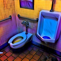 Photo Of South Hayward Bart Station Ca United States Bathroom