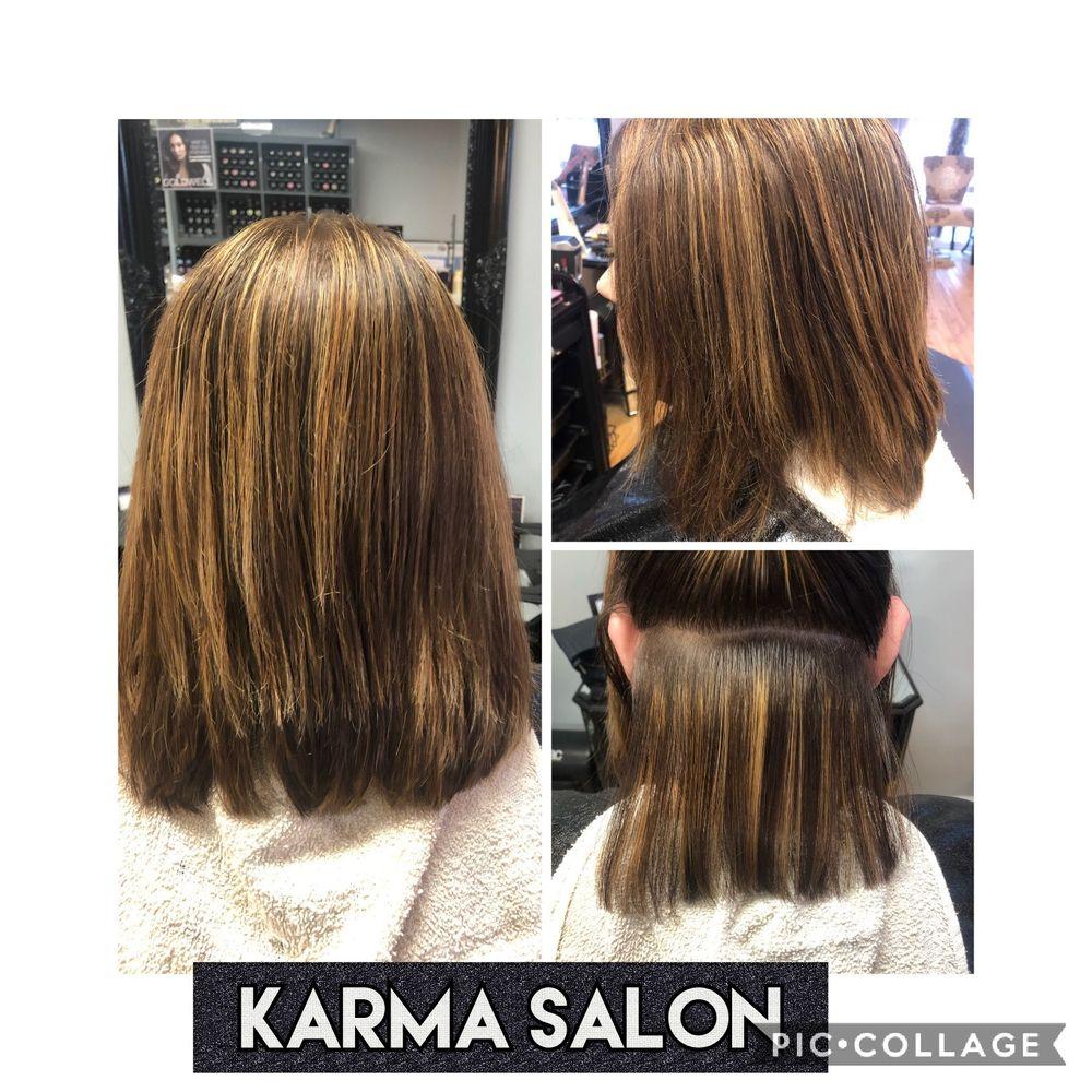 Karma Spa Lounge & Beauty Bar: 115 Turner St, Southern Pines, NC