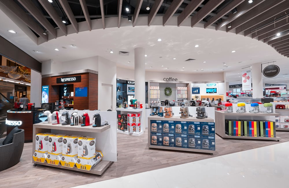 Harvey Norman Flagship Millenia Walk