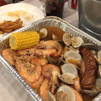 Photo Of Live Crawfish Seafood Restaurant Rockville Md United States Head