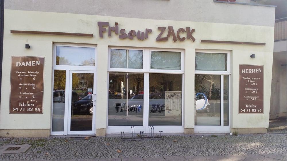 friseur & kosmetik zack - 10 photos & 14 reviews - hair salons