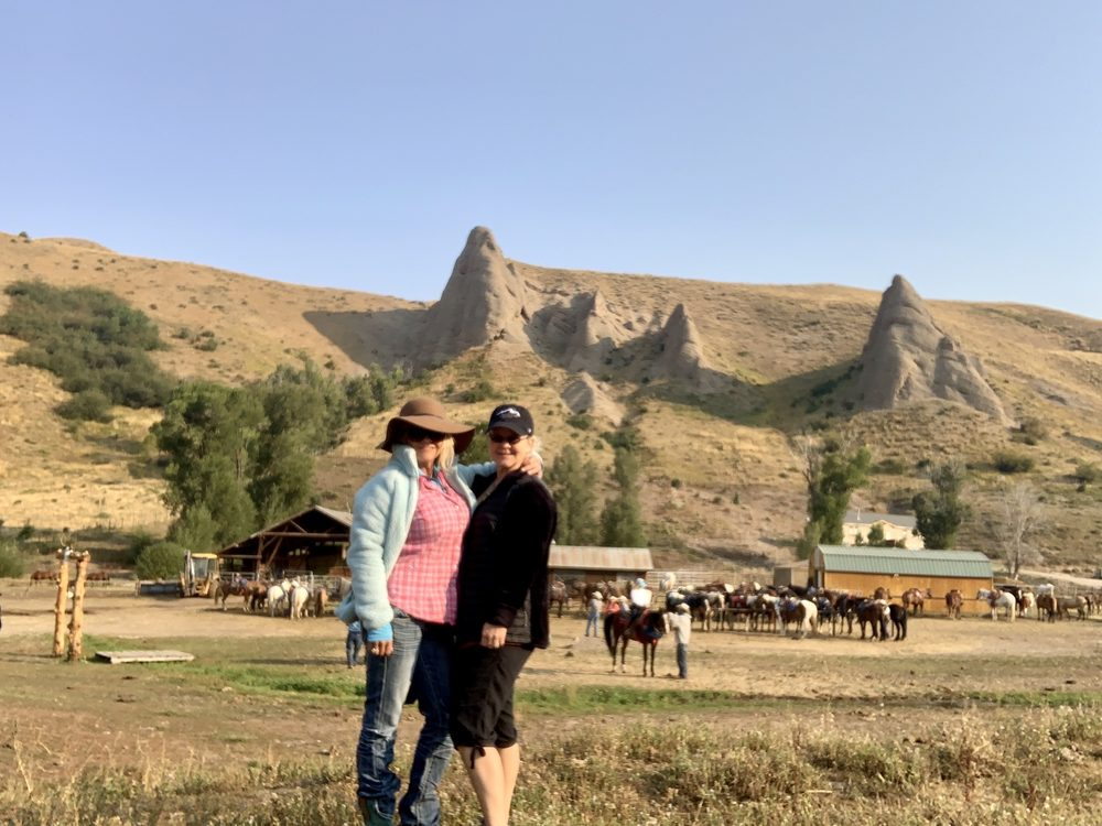 Mill Iron Ranch: 3495 E Horse Creek Rd, Jackson, WY