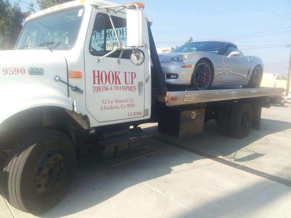 Towing business in Altadena, CA