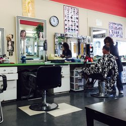 Photo Of International Beauty Salon   Los Angeles, CA, United States. There  Are